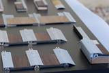 Laminat- / Parkett- / Klickdesignprofile aus Aluminium und Edelstahl