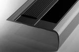 Winkelprofile aus Aluminium, Messing und Edelstahl