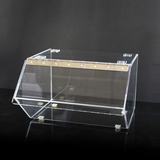 Acrylic Bread Box With LED