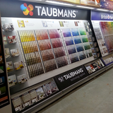 Taubmans Bunnings colour wall