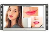 Open Frame Interactive Digital Signage TFT 4G Network CMS Android 10.1 Inch