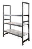 Light Rack Shelf System