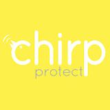 Chrip Logo Original yellow background
