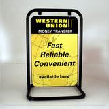 Western Union Stoepbord