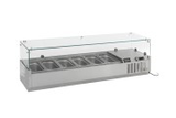 REFRIGERATED COUNTER TOP 1/3 GN x 4