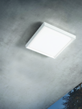 Alu ceiling lamp by Ailati