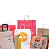 Fast Food & Restaurant paper bags