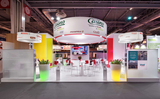 Custom booths with GALIS