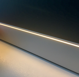 The embedded skirting profile: ZK6