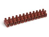 Fiberglass terminal blocks