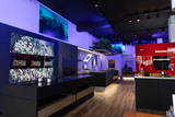 Limited space, maximum experience - with xplace's digital signage solutions at the Miele Small Experience Center Amsterdam