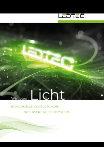 LEDTEC Unternehmensvorstellung