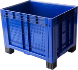 ITM Pack Solid Plastic Pallet Box