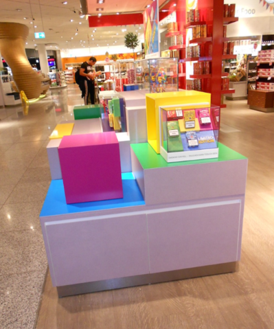 Travel Retail Promozone