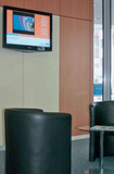 Digital Signage für Banken