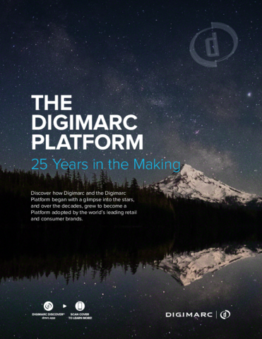 The Digimarc Platform