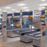 Supermarket in VR