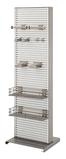 Freestanding Slat Rack