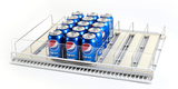 Single Layer Special Version Gravity Auto Front Roller Shelf