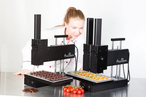 3D Food Printing Procusini®