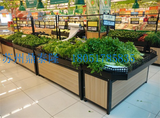 Iron wood fruit and vegetable rack