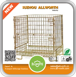 EURO WIRE MESH CONTAINER