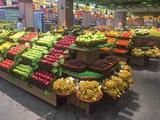 Vegetables & Fruit Area