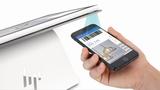 HP Engage One Prime ScanCam Phone White